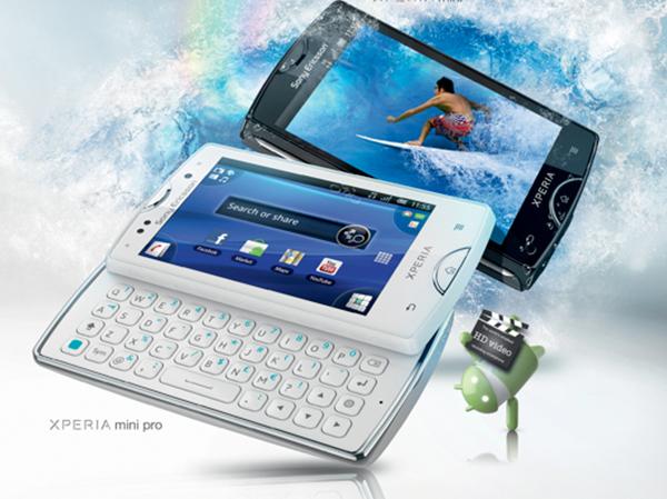 Sony Ericsson Mini Print