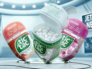 Ferrero tic tac TVCs