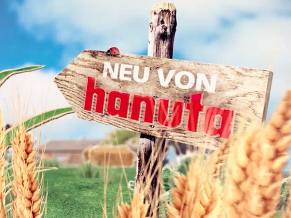 Hanuta TV Campaign