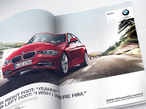 BMW Print and Promo